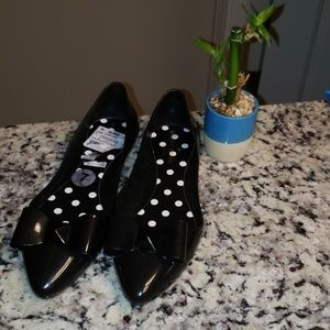 Kate Spade Jelly Ballerina Shoes